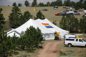 Gay Camping Main Camp
